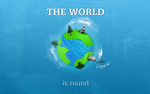 The World is round by Kingxlol