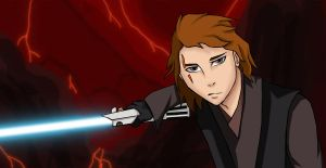 Anakin Skywalker by ssj2girl