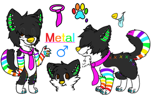 Metal Reference Sheet by DeerNTheHeadlights