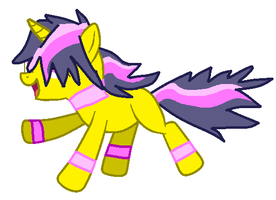 Rainbow power 2 Noodle by tails-fangirl
