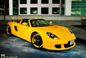 Porsche Carrera GT Part IV by Mishari-Alreshaid