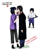 SasuIta :Mutual Love: by unknow-chan