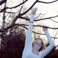 if my hands touch the sky by LenaCramer