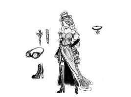Steampunk design 3 by Luisabel123