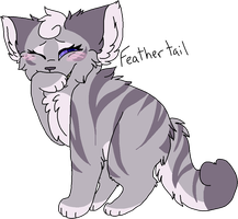 21 Feathertail (Remake) by Icedog-McMuffin