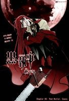 Grell Sutcliff, The Red Reaper by CherryPoison1889