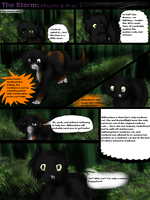 After OOTS: The Storm: Chapter 2, Page 1 by Amerikat