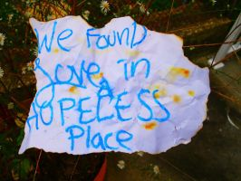 We found love in a hopeless place by xogirlxo78