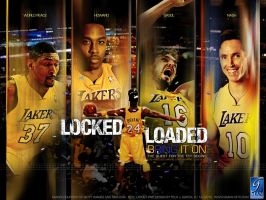 Los Angeles Lakers 2012-2013 Season by YaDig