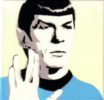 Spock by TOXICSTILLS