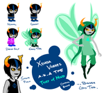Be the Compulsive Fantroll by Shibaki-kun