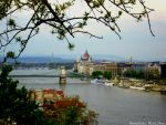 Budapest: Sight From A Hill by AddictedTunes