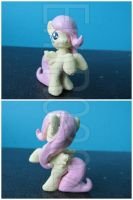 SOLD: Young/Filly Fluttershy Blind bag custom by EmR0304