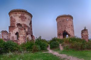 Old Towers by flashs
