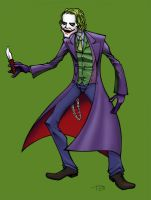 joker by yamenhazem