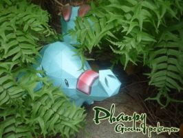 Phanpy - ground pokemon by Toshikun