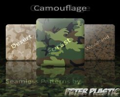 Camouflage by Peter Plastic by PeterPlastic