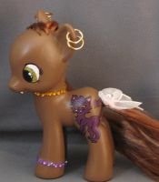 Clawdeen Wolf Pony 1 by enchantress41580