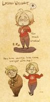 Hetalia - Diet by perfect-tea