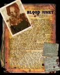 Blood Junky Promotion by Cinepoet