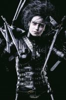 Edward aux mains d'argent - Scissorhands by ShashinKaihi
