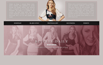 Non-Ordered Layout ft. Blake Lively by Kate-Mikaelson