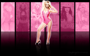 Britney's Albums by superglamorous
