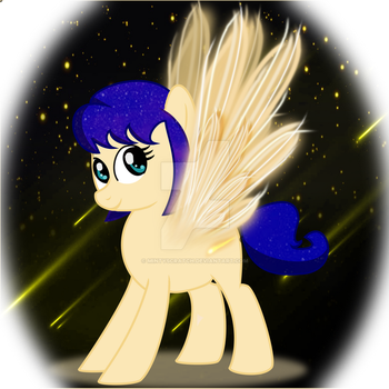 mlp adoptable auction-Comet Tail by MintyScratch