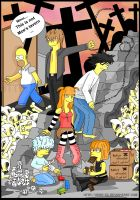 Death Simpsons Note by Vero-g6 by Death-Note-es