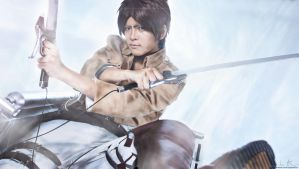 Attack on Titan - Eren Yaeger by archiekwa