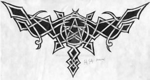 Celtic Tattoo by bloody-hex