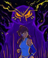 The Legend of Korra by ScribbleBug