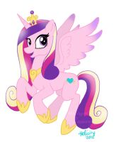 Cadence Charm by HelicityPoni