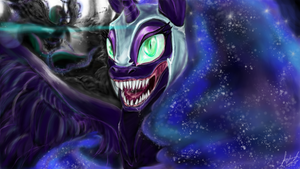Queen Of Nightmare by fnafmangl