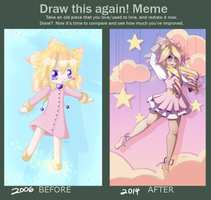 Draw This Again by Ruaniamh
