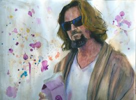 The Dude by Sp00kySqueek