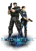 Resident Evil Revelations by juniorbunny