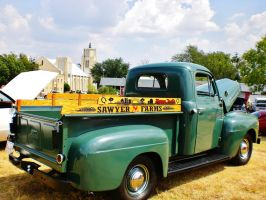 1949 Ford Pickup by ArielOlivia