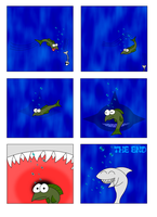 Fish Comic 2 by BlackMage1234