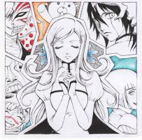Bleach Cover 2 by lilie-morhiril