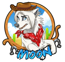 Moon Badge commish - BSW by Kairi292