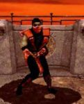 Ermac ouch by Ermacplz