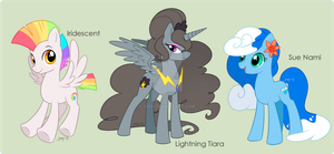 Weather MLP Adoptable Auction! by Jiayi