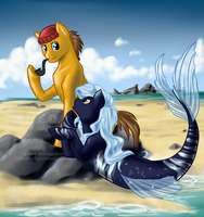 Contest Prize: Old Seafaring Tales by XNedra22