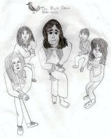 The Black Crowes by heathinvader