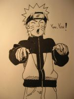You! You! Naruto Uzumaki by bunio05