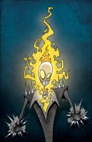 Ghost Rider by Cucuy