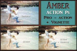 Amber   ACTIONS Ps  by Tetelle-passion