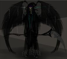 The Reaper::.. by HastyLion