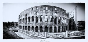 The Coloseum III by calimer00
